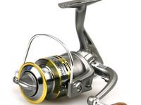 GS1000-GS7000 Carp Fishing Reel 5.1:1 6BBS Spinning Fishing Reel Ocean Fishing 280g Trolling Reel Free Shipping