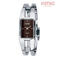 2015 New Arrive Luxury Brand Kimio Lady Quartz Watch Hot Sale Fashion Female Christmas Gifts Wristwatch, Free Shipping