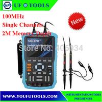 """SIGLENT SHS810  Digital Oscilloscope 100MHz 2Ch 1GS/s USB 5.7"""" TFT LCD"""
