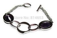 Wholesale Stainless Steel Bracelet Fashion Jewelry 5pcs