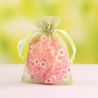 Free shipping wholesale and retail Pretty Floral Theme Favor Bags