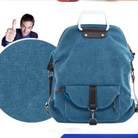 2014 new canvas bag multifunctional outdoor leisure shoulder bag back method sweet female bag