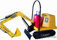 kids excavator training machine
