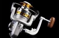 SQ1000A SQ2000A Spining Reel Spining Wheel Fake Bait Fishining 5.5:1 Spining Reel Ocean Rock Fishing Lure 6BB