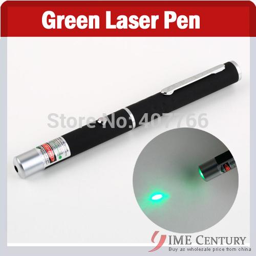 2014 YKS technology Pointer Pen Beam Light 5mw Newest Powerful Green Laser Pen(China (Mainland))