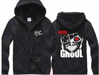 Cos Hoodies Autumn Cashmere Cardigan Tokyo Ghoul Sport Sweatshirt Men Plus Size Hoodie  DM-3