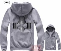 Hoodies Masked Rider DECADE Zipper Cardigan Sweater Sport Sweatshirt Men DM-4