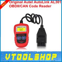 [AUTEL Distributor] Autel AutoLink AL301 OBD II & CAN Code Reader Auto Link AL-301 Auto Diagnostic Scan Update Official Website