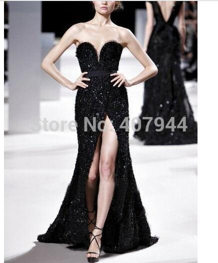 Вечернее платье HH Elie Saab 2015 vestido HR-0209 вечернее платье the covenant of sexy goddess 2015 elie saab vestidos evening dresses