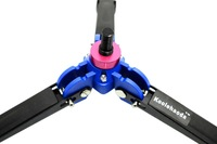 360 Degree Rotatable Three Feet Support Monopod Stand For Monopod Tripod