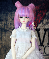 """Wig for 1/3 8-9"""" BJD Wig Super Dollfile SD DOD DZ DK Luts Long Curly BJD Wigs Hair Toy Accessories 1/4 1/6 Available"""