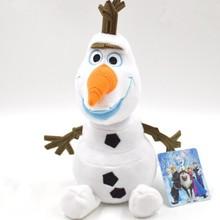 "9"" Frozen Olaf Snowman New Coming Big Size Plush Toys Snowman Cartoon Stuffed & Plush Animals(China (Mainland))"