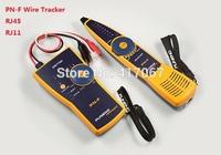 PUNENG PN-F-C Wire Tracker Toner Telphone Wire Lan Probe Network Cable Tester Tool RJ11-RJ45 Free Shipping