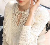 autumn bud render unlined upper garment of a T-shirt Korean professional  bigger sizes set auger long-sleeved women T-shirt