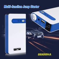 GP-X5 8800mAh Multi Functional Car Emergency Jump Starter Power Bank External Backup Battery Charger for Mobile Phone Tablet