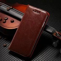 1 PC Vintage PU Leather With Stand Wallet Case For Apple Iphone 6 Phone Bag Vintage With Card Holder New 2014
