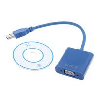 2014 Hot!! USB 3.0 to VGA Multi-display Adapter Converter External Video Graphic Card