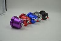 wholesale10pcs  Red Blue SilverBlack Gold  Brake system hydraulic handbrake tank/ fluid reservoir tank drum Hot selling