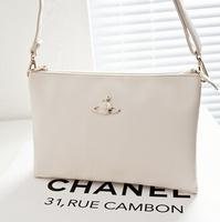 Free shipping 2014 news Channelled Bag Genuine leather women's handbag shoulder bag 007