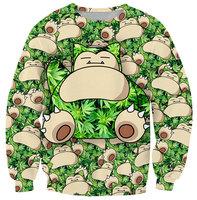 Winter Coat  Marijuana Leaf  Skateboard unisex sweatshirts maple leaf  pullover outerwear weed leaf hoodies
