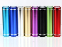 Free Shipping 2600mAh Power Bank  for Mobile Phone USB External Battery Pack for iPhone 6 5S