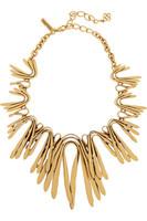 2014 New ZA Satement brand necklace Chain jc alloy gold bib pendants & necklaces fashion choker necklaces for women 2014 8785