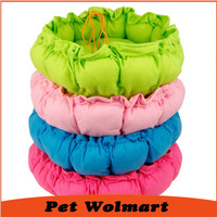 BoBo Pet cats and dog kennel pet nest nest pumpkin common good quality comfortable dog bed