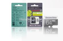 Hot New Micro SD card memory card microsd mini sd card 8GB 16GB 32GB 64GB real