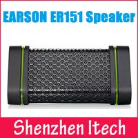 New EARSON ER151 Wireless Bluetooth Car Home 4W Stereo Speakers Waterproof Dust-Proof Shockproof Speaker For iphone 4 5 iPod Car