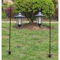 LED Solar Courtyard Yard Garden Light Lamp
