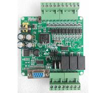 Fx1N-13MRT PLC  KB PCB  STM3210F & box  ARM  485ModbusRTU/ASCII programmable logic controller