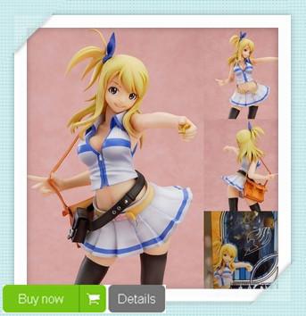 Фигурка героя мультфильма Brand new 1 22  Fairy Tail  фигурка героя мультфильма brand new heartfilia fairy tail