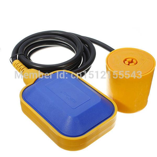 Гаджет  2014 New High Quality Float Switch Liquid Fluid Water Pump Level NO/NC Controller Sensor 74 Cable FREE SHIPPING None Электротехническое оборудование и материалы