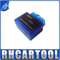 10pcs\a lot v2.1 good quality super obd 327 Super OBD Diagnostic Scanner Tool Bluetooth OBDII Car Auto elm 327 OBD2