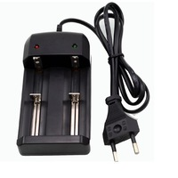 Multifunction All-in-One Dual-slot Battery Charger 26650 32650 32600 18650 Charger 3.7 V Li-ion Auto Stop Charging Charger