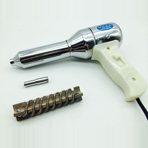 Auto Parts supply PP plastic hot air gun 500W ferramentas manuais welding pvc hot air plastic welder torch(China (Mainland))