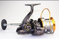 DF9000 Spinning reel Carp Fishing reels CNC Metal Fishing Line Cup Wheel Coil 6BB Ratio 4.1:1 12+1