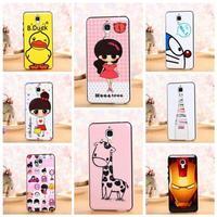 Fashion Xiaomi M4 Mi4 Hard Case Cartoon Girl Cute Phone Case Durable Protective Back Cover for Xiaomi M4 Mi4 Wholesale Cases