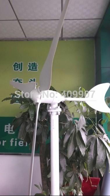 Newest 1pcs 3blades 50w wind generator mini wind turbine 12v volt(China (Mainland))