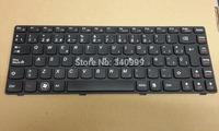 New laptop keyboard For Lenovo IdeaPad  B470 B475 G470 G475 V470 SPANISH teclado