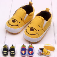 2014 New Christmas Gift Brands Baby Shoes First Walkers Baby Boy Girls Shoes Toddler/Infant/Newborn Shoes Antislip Baby Footwear