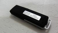 RP016B 8GB portable digital recorder usb flash drive audio voice recording mp3 player spy mini