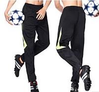 2014--15 new football training pants leg trousers narrow pants male sports pants comprehensive training riding pants 24