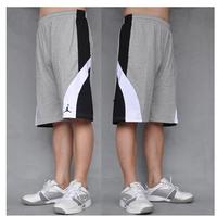 FREE SHIPPING !!! MEN high quality mesh Jordan sports basketball pants trousers plus size