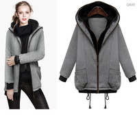 Fashion patchwork style fashion Hoodies 2 colors cotton material cardigans wholesale price free shipping