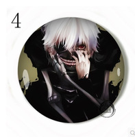 Anime Badge hot creative toy Animation surrounding Tokyo Ghoul