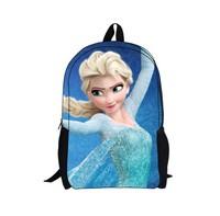 Princess children's school bags girls schoolbag primary care Lightening Ridge Backpack wholesale