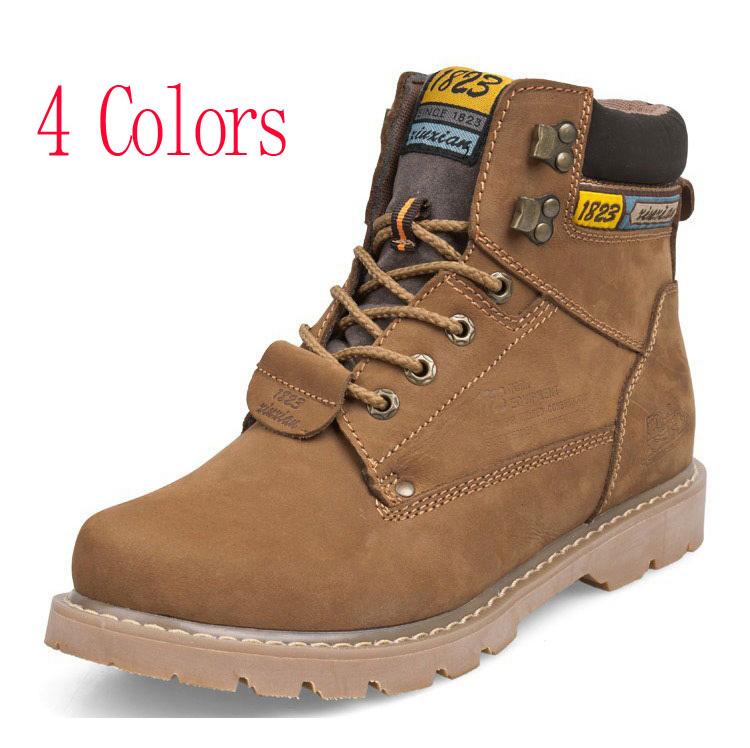 Fashion Work Boots