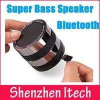 2014 New Mini Super Bass Portable Bluetooth Speaker Wireless Speaker FM Radio TF Card Music Player For iPhone Samsung