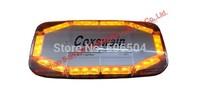 Amber LED Lightbar/Mini Light Bars Police Emergency Warning Lightbar